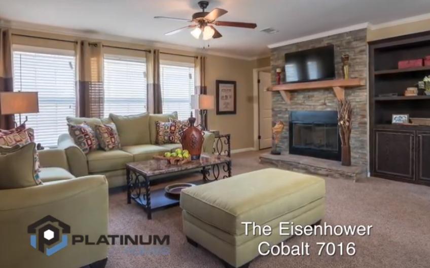 Platinum-Eisenhower V-7016