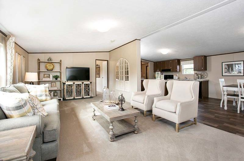 Hinesville Home Center The Triumph living room