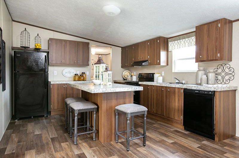 Hinesville Home Center The Triumph kitchen
